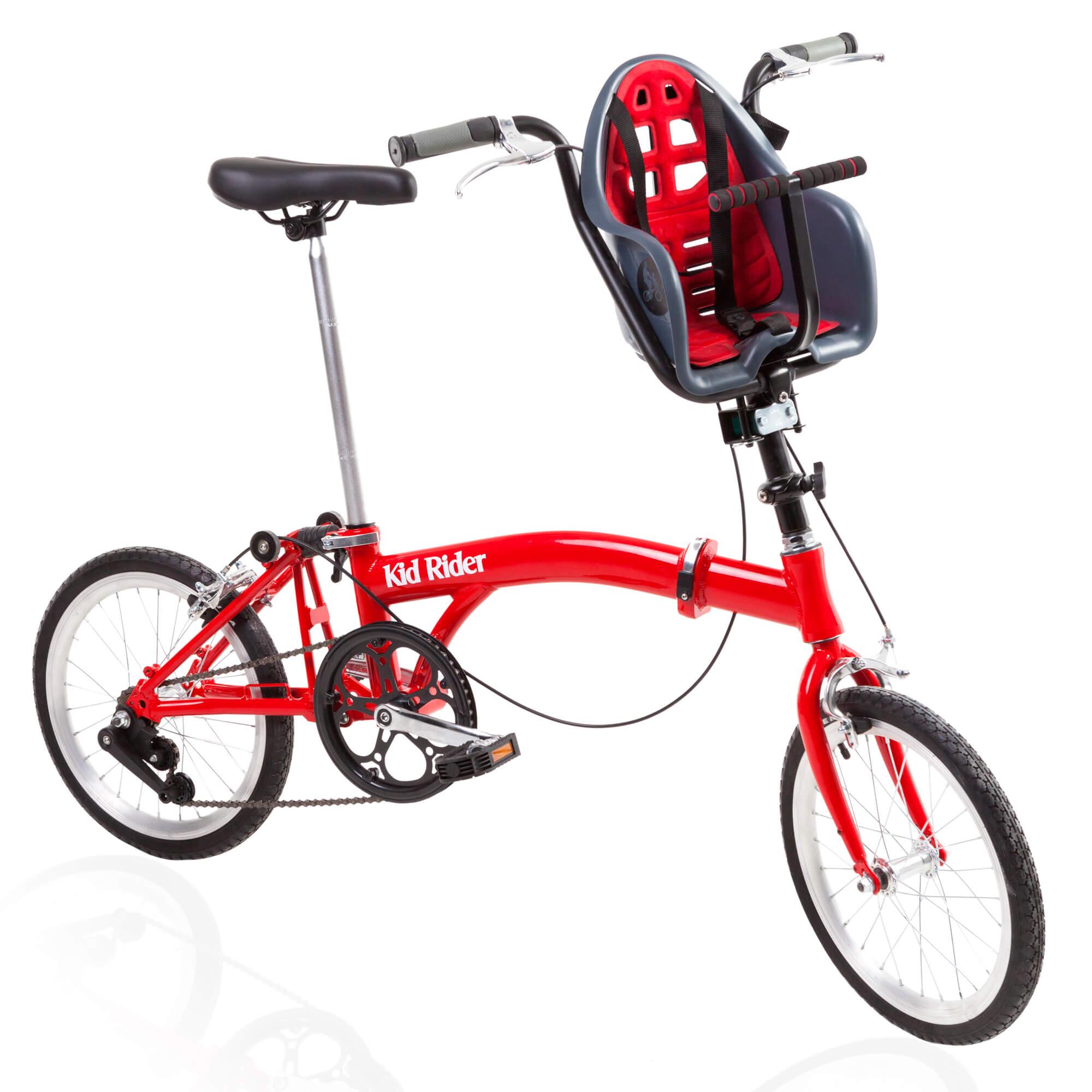 sillas bicicleta plegables